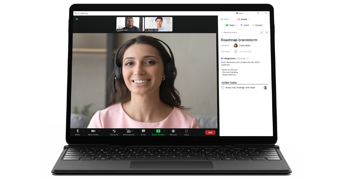 Zoom hopes to take on Hopin with Zoom Events, also launches Zoom Apps that allows third-party app integration to video calls