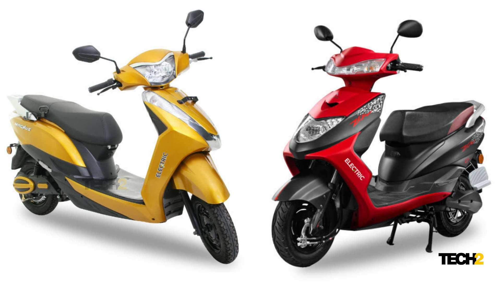 Ampere Electric's Magnus and Zeal e-scooters now cost less than Rs 50,000 in Gujarat- Technology News, FP