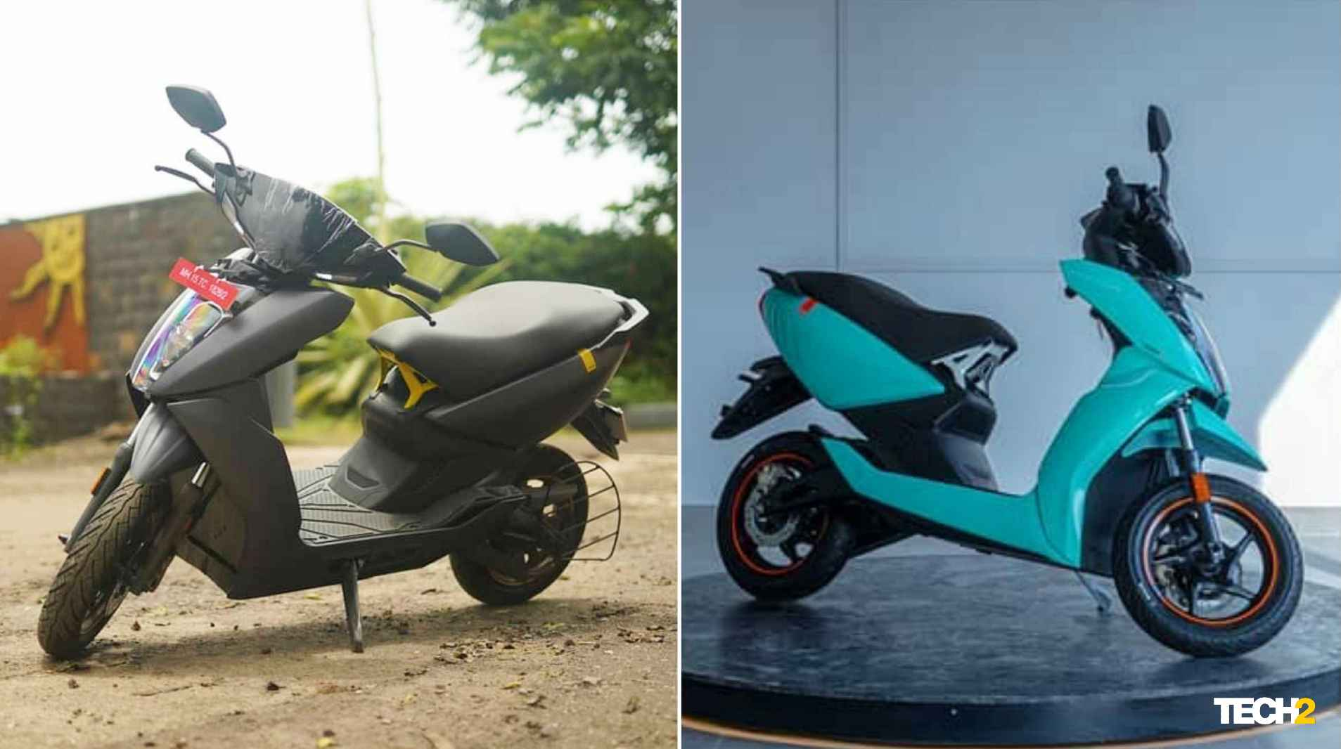 Ather 450X, 450 Plus now most affordable in Mumbai, Pune- Technology News, FP