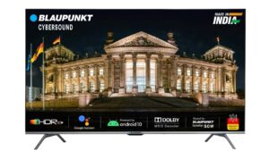 Blaupunkt launches 'Made in India' Android smart TVs at a starting price of Rs 14,999- Technology News, FP