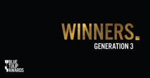Blue Tulip Awards Generation 3 winners speak out