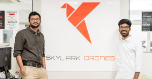 Skylark Drones Raises $3 Mn Led By InfoEdge Ventures, IAN Fund