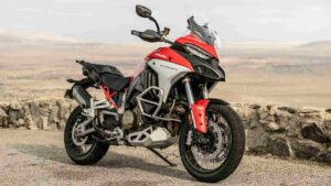 Ducati Multistrada V4 launched in India at Rs 18.99 lakh, first bike to feature radar assist- Technology News, FP