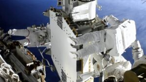 What does it take for an astronaut to conduct a spacewalk?- Technology News, FP