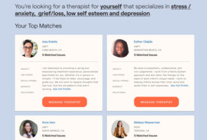 Frame streamlines finding a therapist and builds a one-stop-shop for private practices – TechCrunch