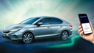 Fifth-gen Honda City now packs Google Assistant functionality and four additional connectivity features- Technology News, FP