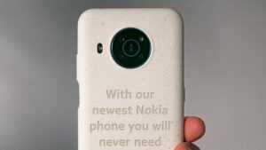 Nokia tweets photo of new smartphone that'll 'never need a case', launch on 27 July- Technology News, FP