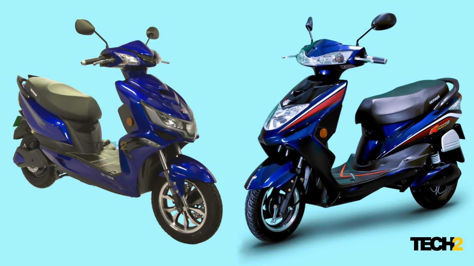 Okinawa's high-speed electric scooters now start as low as Rs 44,391- Technology News, FP