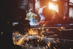 Common Safety Problems in the Metal Fabrication Industry