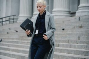 A Woman Lawyer's Guide to Career Success
