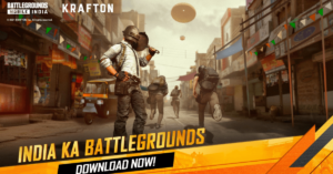 Months After PUBG Ban, Krafton Launches BattleGrounds Mobile India