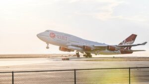 Virgin Orbit launches seven satellites from three different customers 747 plane- Technology News, FP
