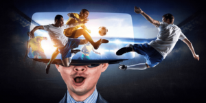 How AI and simulated reality are changing the way we look at sports and gaming