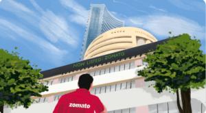 Zomato's share price rises 66 pc on day one, with market cap at $13B