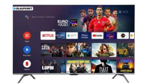 Blaupunkt launches 50-inch Android Smart TV in India at a price of Rs 36,999- Technology News, FP