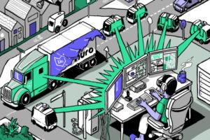 Here's what the inevitable friendly neighborhood robot invasion looks like – TechCrunch
