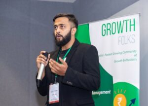 Building a growth community in India with Ayush Srivastava of Growth Folks – TC