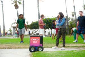 Last-mile robotic delivery firm Coco raises $36M – TechCrunch