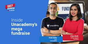 After acquisition spree, edtech startup Unacademy aims to enhance product experience, grow test prep business