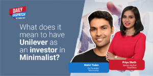 Minimalist's Mohit Yadav on the startup's $15M fundraise, expansion plans, and more