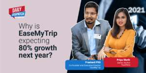 EaseMyTrip gears up for strong demand growth in FY22 as travel industry sets out on recovery path
