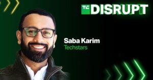 Techstars' Saba Karim is coming to TechCrunch: Disrupt 2021 – TechCrunch