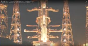 ISRO's GSLV-F10 rocket fails to place earth observation satellite into orbit; mission to be rescheduled