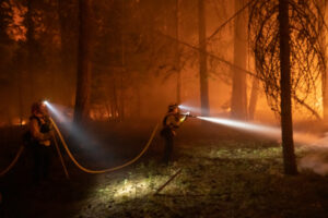 BreezoMeter, which powers air quality in Apple's Weather app, launches Wildfire Tracker – TechCrunch
