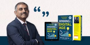 For success in the digital age, write your own job description, advises Incedo CEO Nitin Seth