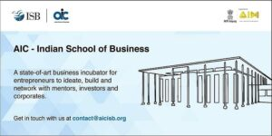 Indian School of Business offers invaluable programs for early and growth-stage startups looking to scale