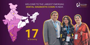 How Vi-Scan Diagnostics is transforming India's oral healthcare industry by enhancing the visibility of dentists