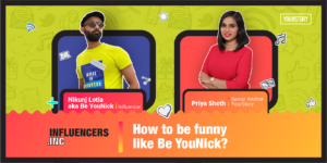 How YouTuber Nikunj Lotia went from bartender to influencer in a bid to Be YouNick