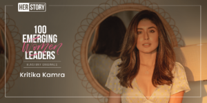 [100 Emerging Women Leaders] How actor Kritika Kamra started an Instagram store to help Chanderi weavers during the lockdown