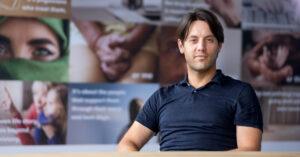 Meet Michel van Harten: The new CEO of Amsterdam-based medtech scaleup myTomorrows