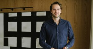 From a student exchange programme to helping local retail: Orderchamp's CEO Joost Brugmans is redefining European startup culture
