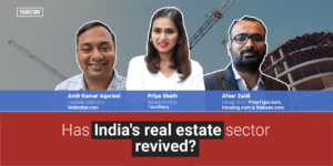 The changing dynamics of real estate sector in India