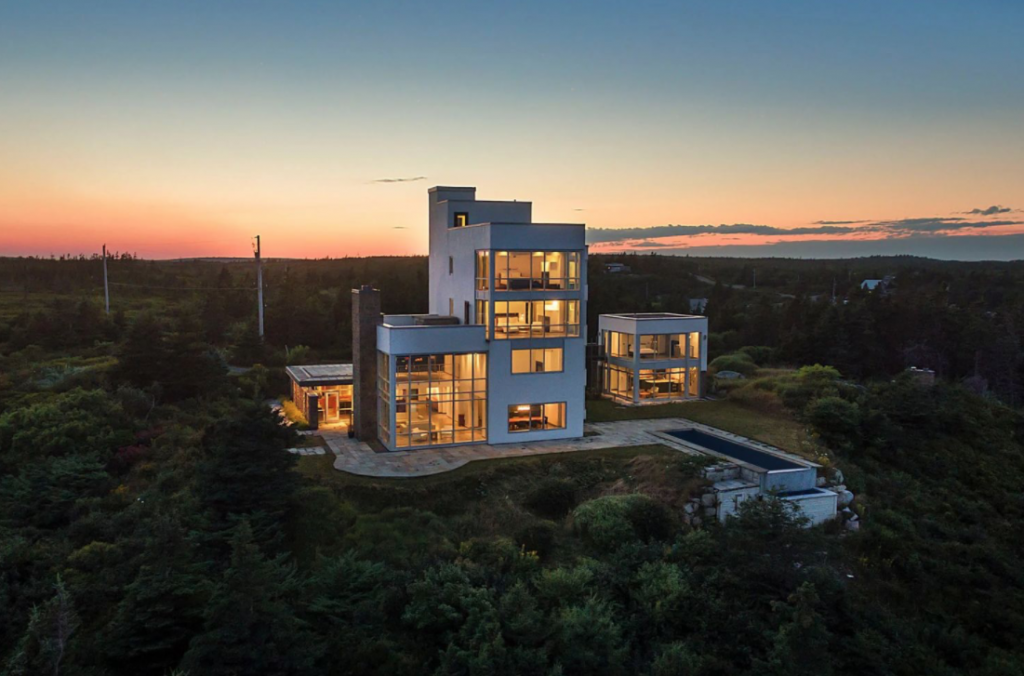 The Startup Magazine Bidding To Open for Concierge Auctions Canada Coastal Estate