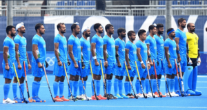 Men's team wins Olympic medal after 41 years