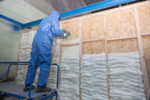 The Reasons Spray Foam Installers Need PPE