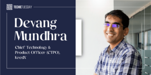 How Devang Mundhra of KredX found his calling in Indian startups
