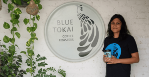D2C Coffee Brand Blue Tokai Raises Funds From Anicut Angel