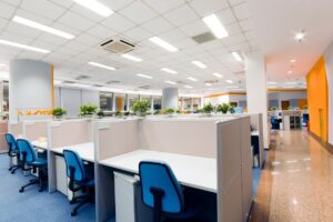 What To Consider When Choosing Lighting for Your New Office