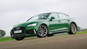 Audi RS5 Sportback launched in India at Rs 1.04 crore, packs 450 hp V6 turbo-petrol- Technology News, FP