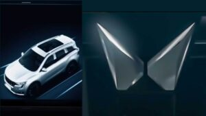 Mahindra XUV700 to debut new Mahindra logo, 'Twin Peaks' insignia to be introduced on other Mahindra SUVs as well- Technology News, FP