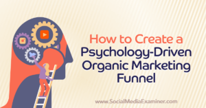 How to Create a Psychology-Driven Organic Marketing Funnel
