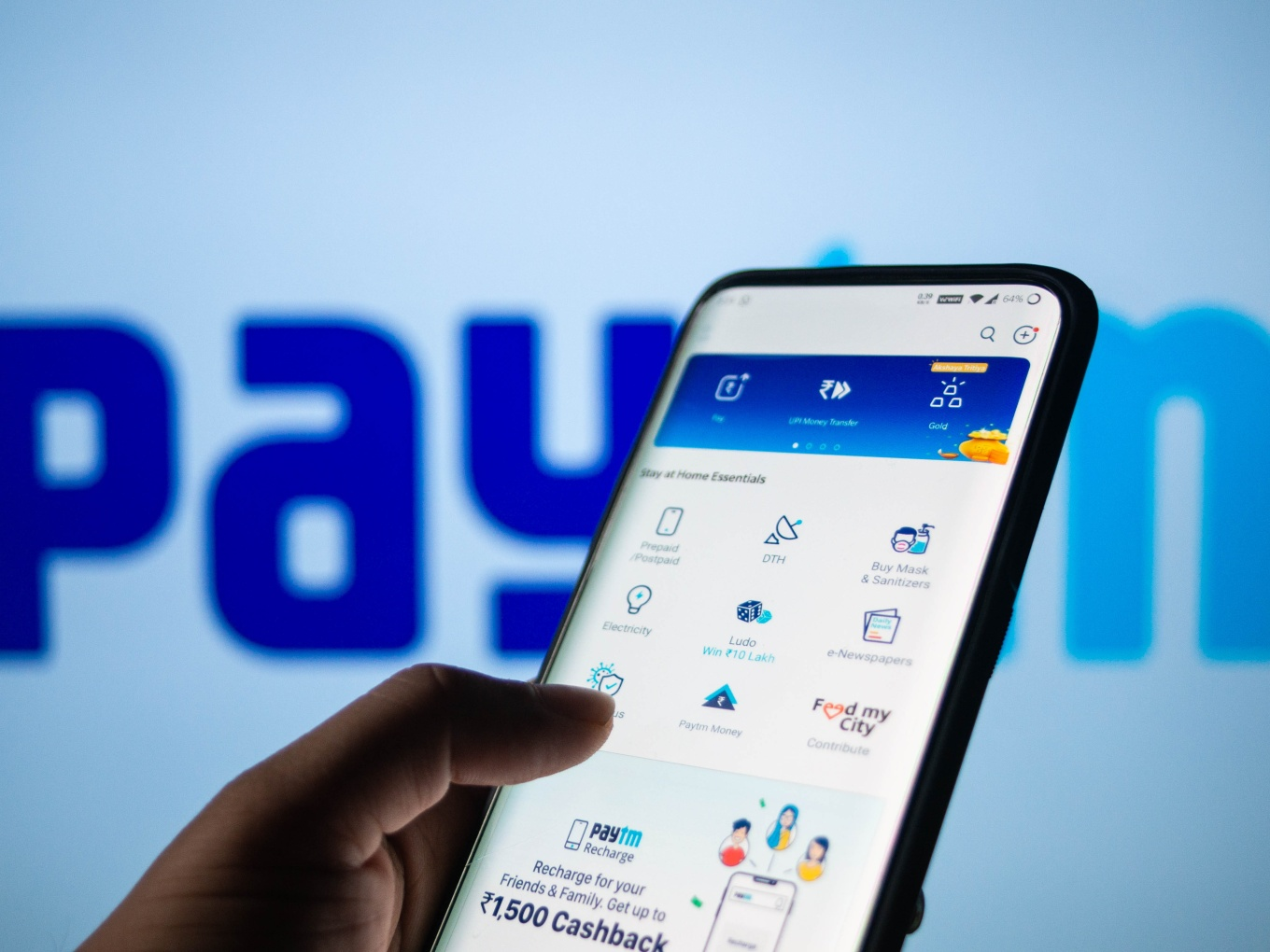 IPO-Bound Paytm To Expand ESOP Pool By 65% With 3.7 Cr Shares