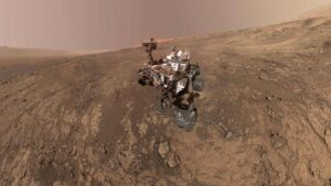 NASA's Mars rover Curiosity completes nine years on the red planet- Technology News, FP