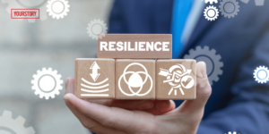 Resilience is key to create sustainable and scalable businesses