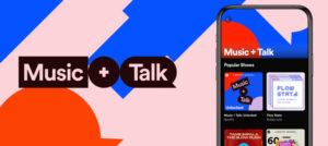 Spotify expands its radio DJ-like format, Music + Talk, to global creators – TC