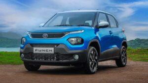 Tata Punch mini-SUV showcased in production form ahead of festive season launch- Technology News, FP